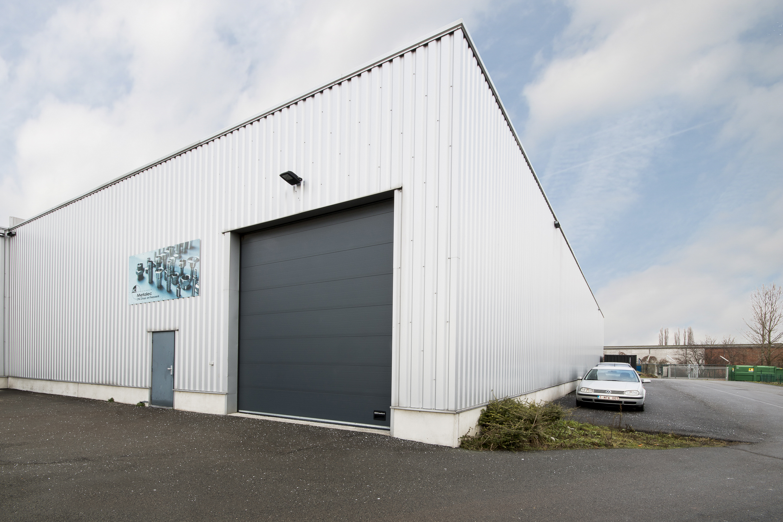 AC Metalec bedrijfsgebouw